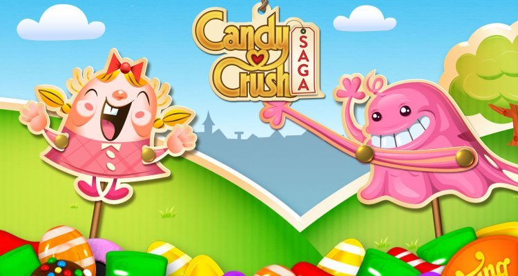 On Candy Crush there is the first goal of Cupertino - Nerd4.life