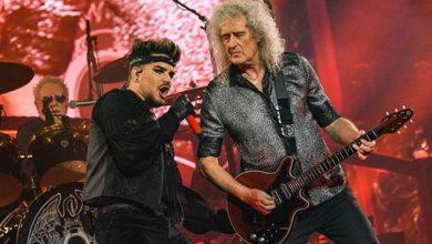 Photo of Queen with Adam Lambert double in Italy