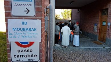 Photo of Ramadan, the municipality of the Northern League denies the gymnasium: in the Cuneo district, the Muslim holiday is held in the church