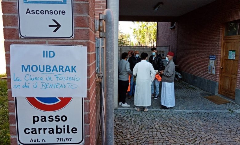 Ramadan, the municipality of the Northern League denies the gymnasium: in the Cuneo district, the Muslim holiday is held in the church
