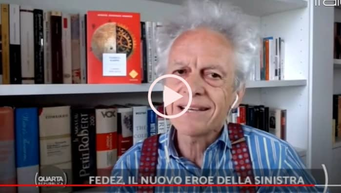 "Rambini Kiss Fides: ""The left is the millionaire star party, it is no longer credible"" (video)"
