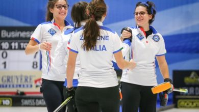 Photo of Sweden and Italy 9-5.  Azraq closed in thirteenth place – OA Sport