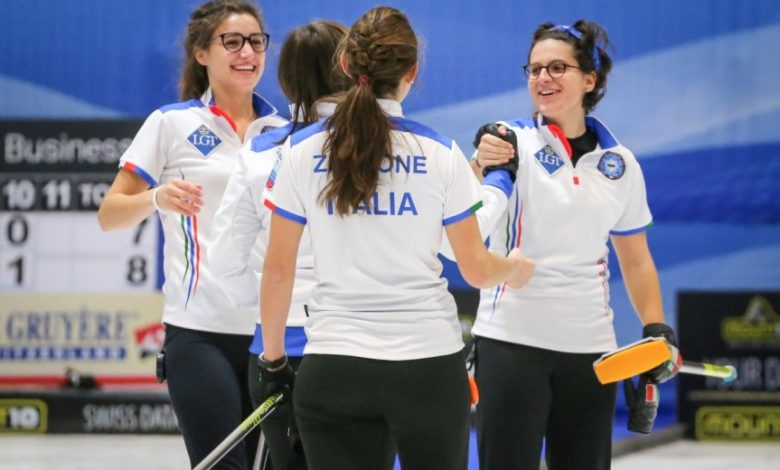 Sweden and Italy 9-5.  Azraq closed in thirteenth place - OA Sport