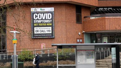 Photo of The Covid UK variant, India caused a 160% increase in infections in the past week