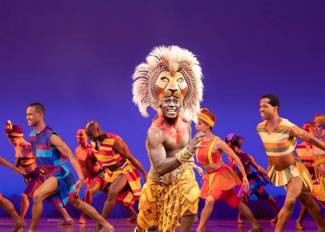 The Lion King returns to Playhouse Square for the fifth time in October
