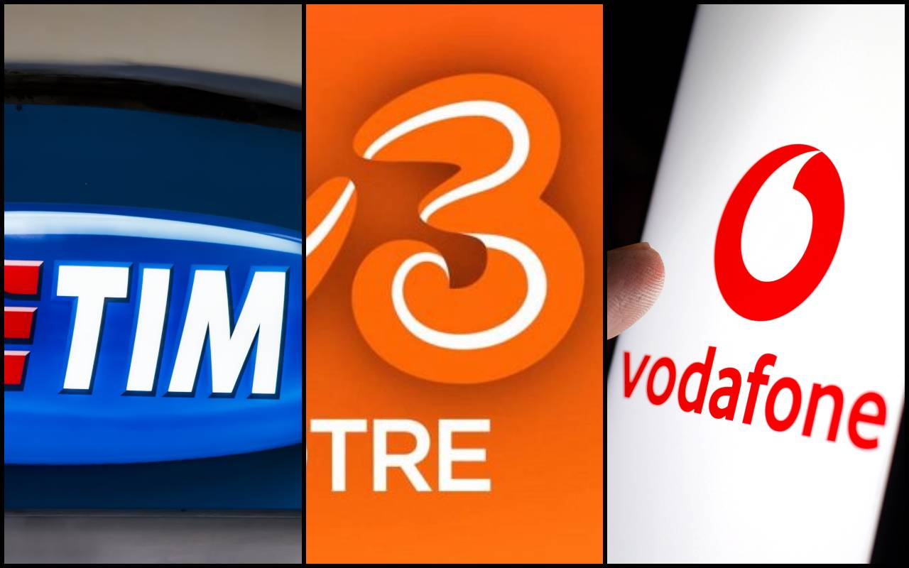 Photo of The mobile phone offers Vodafone, Team, Iliad, and Windter