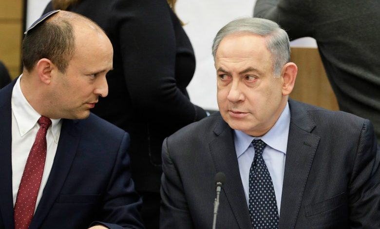 The strategy of tension between Israel and Netanyahu led to the failure of talks over the formation of an anti-Likud government.  Now Bennett is looking for a deal with the prime minister.