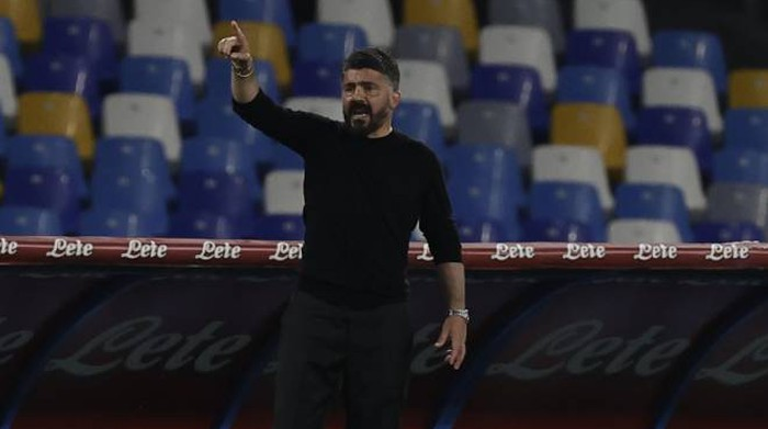 """Violet shot, starting with gattuso.  Happiness Rocco: """"You will help us grow"""" - sport"""