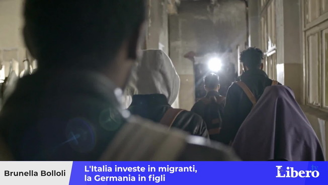 Discover the differences: Italy is investing in immigrants, Germany is investing in children