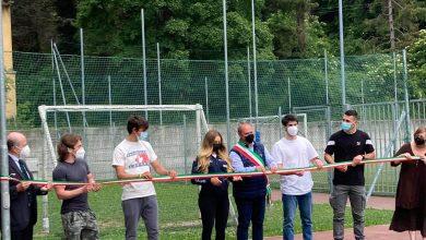 Photo of Cut the Ribbon for the Garden Fitness Area – Balabio News – Online newspaper for Balabio, Morteron and Piani di Rizzinelli