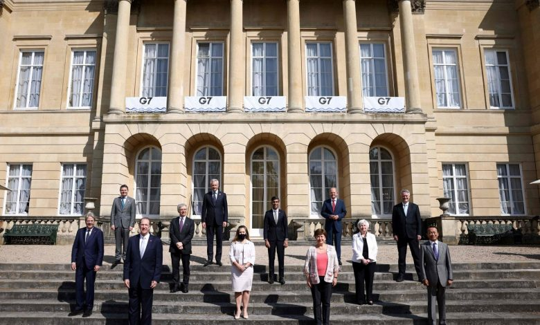 """G7: Tax authorities and multinational corporations, a """"historic"""" agreement for a joint taxation of at least 15%"""