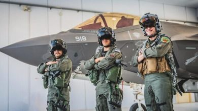 Photo of The Israeli Air Force is in Italy for training