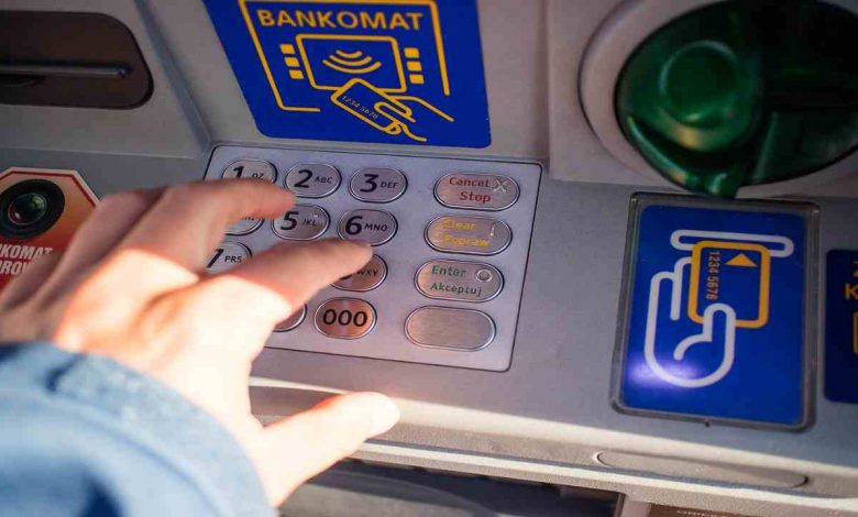 What happens if I withdraw less than 50 euros?  Now it can cost you a lot