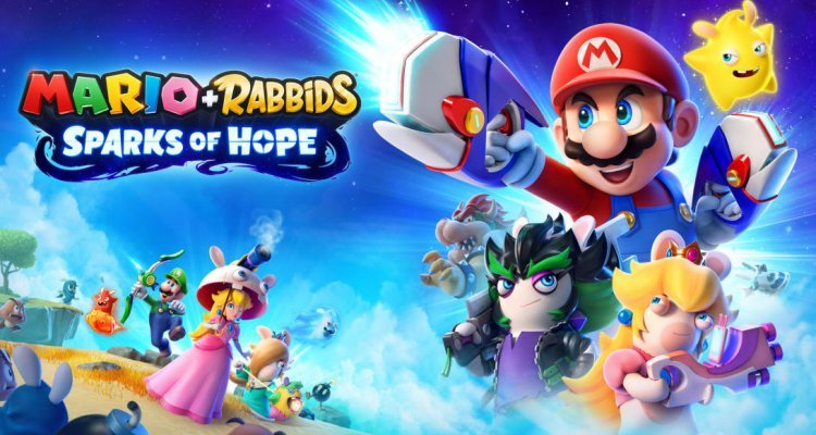 Mario + Rabbids Sparks of Hope officially appears on Nintendo's website - Nerd4.life