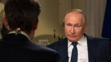 """Photo of Putin to NBC: """"Cyber attacks? These are baseless accusations, there is no evidence.""""  Moscow is ready to exchange prisoners with the United States"""