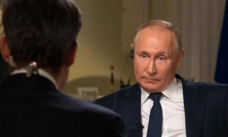 """Putin to NBC: """"Cyber attacks? These are baseless accusations, there is no evidence.""""  Moscow is ready to exchange prisoners with the United States"""