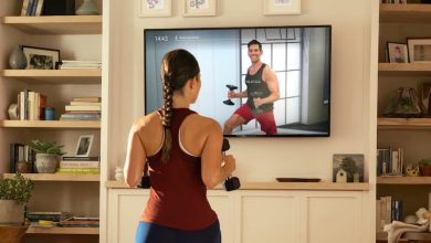 Photo of Tesla also wants stationary bikes to be the Netflix of fitness