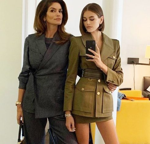 Cindy Crawford is envious of her 19-year-old daughter: the reason