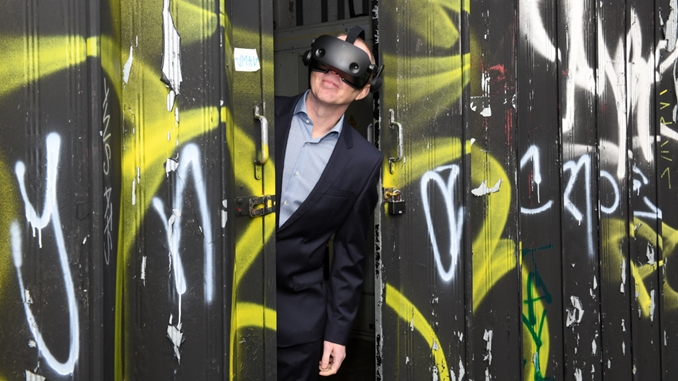 Gioconews Player - Entertainment: The new face of arcade virtual reality
