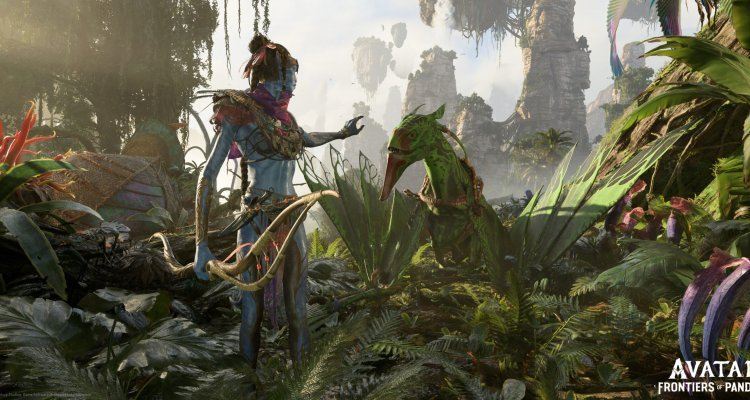 Pandora's Frontier, ray tracing and video tech news from Ubisoft - Nerd4.life