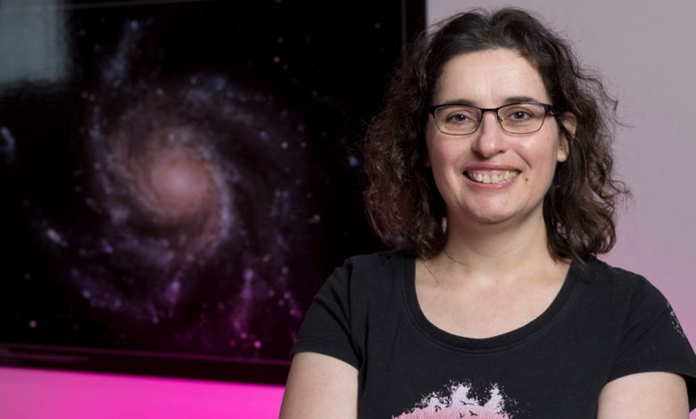 """An astronomer in Australia.  """"Life is beautiful here and I have a high profile. I have never regretted leaving"""""""