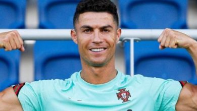 Photo of Do you know why Cristiano Ronaldo is called that?  The truth about his name
