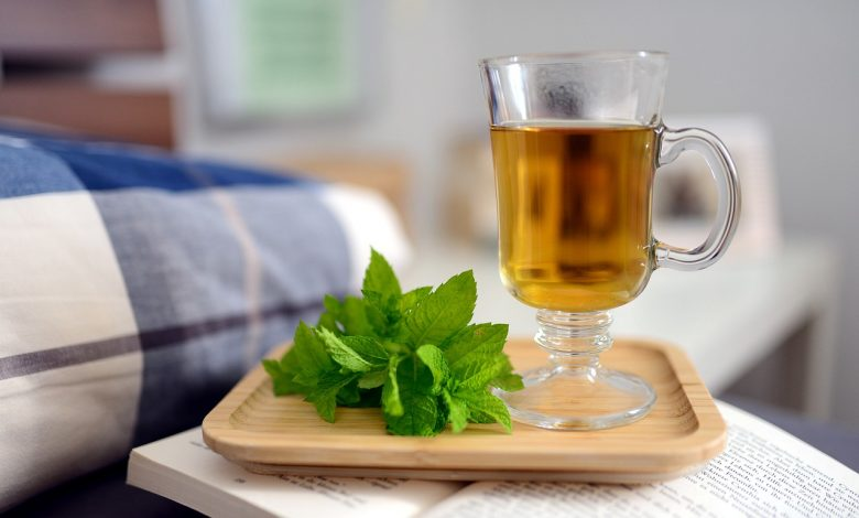 A few leaves of this exciting aromatic herb are enough to counter gastritis