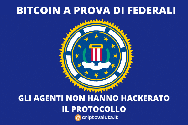 Bitcoin Hacked by FBI - Cryptocurrency Update