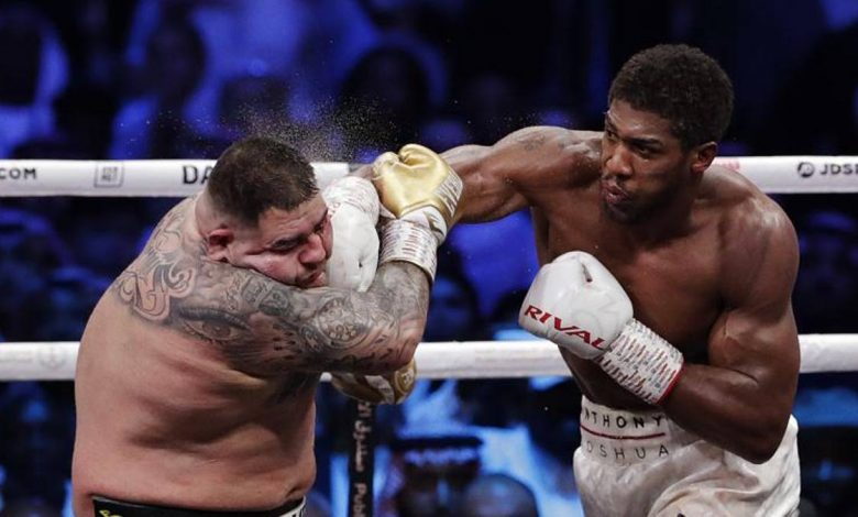 Boxing, Dazn and Matchroom: a huge deal also in Italy