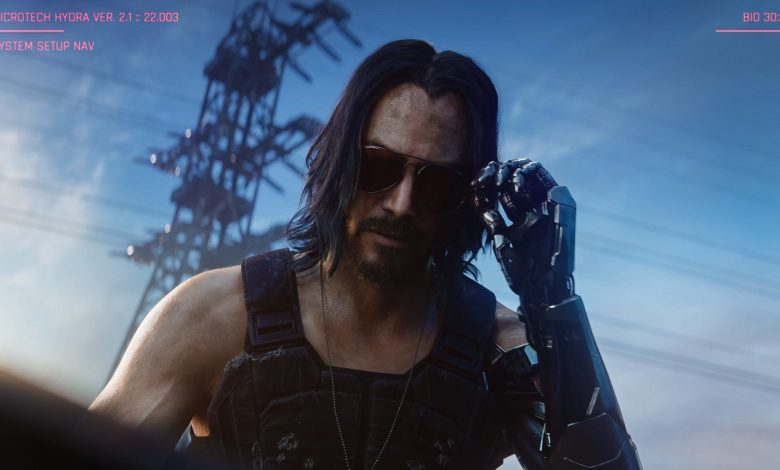 Cyberpunk 2077 returns to the PS Store, but Sony does not recommend playing it on the standard PS4