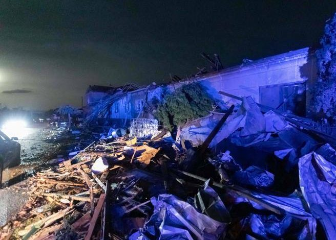 Destroyed houses, dead and wounded - Corriere.it