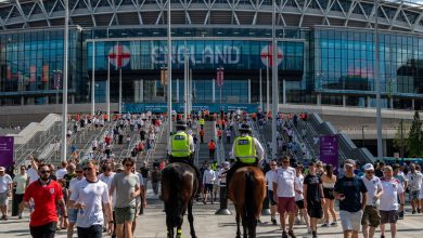 """Photo of Euro 2020, Wembley opens at 50% but risks the final.  UEFA: """"There is a plan B"""" 