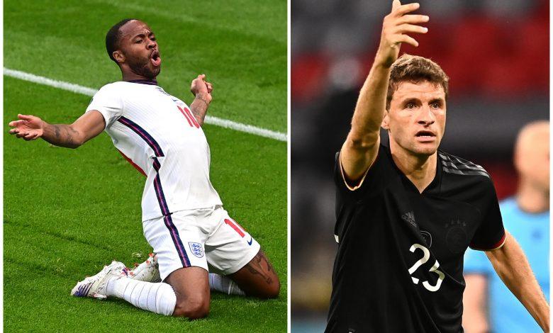 Euro 2020, oggi Inghilterra-Germania e Svezia-Ucraina. DIRETTA