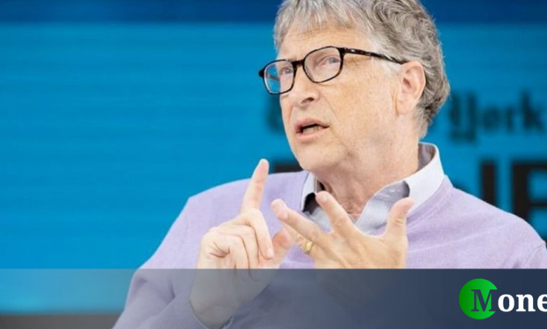 How many taxes did Bill Gates pay in Europe: this number will surprise you