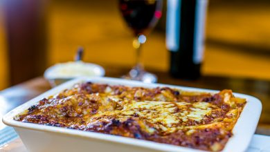 Photo of Impossible to resist this Parmigiana, very creamy and easy, requires no frying and becomes popular