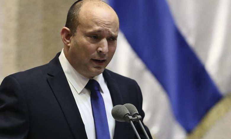 Israel ended the Netanyahu era.  Naftali Bennett is the new prime minister (he stopped several times during his speech)