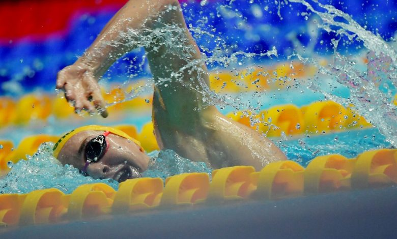 Kaylee McKeown, what a world record!  Titmus shakes up the supremacy of Katie Ledecky 400 sl - OA Sport