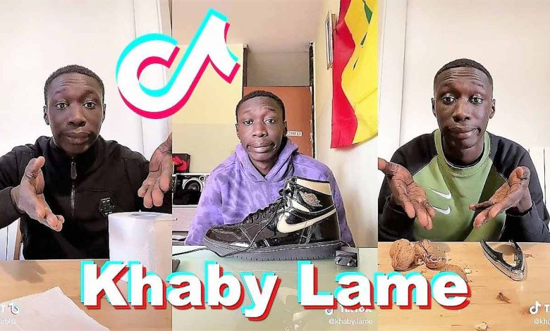Khaby Lame is the new idol of TikTok!  How much do you earn from your videos on social media?