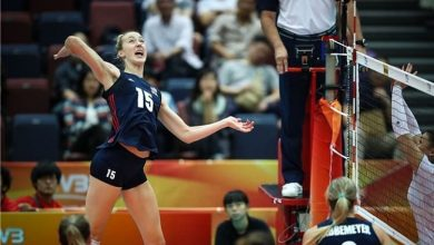 Photo of Golden United States, Brazil won in four sets