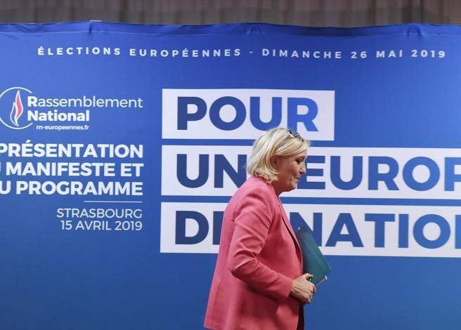 Marine Le Pen no zone, redirect the new gollists- Corriere.it