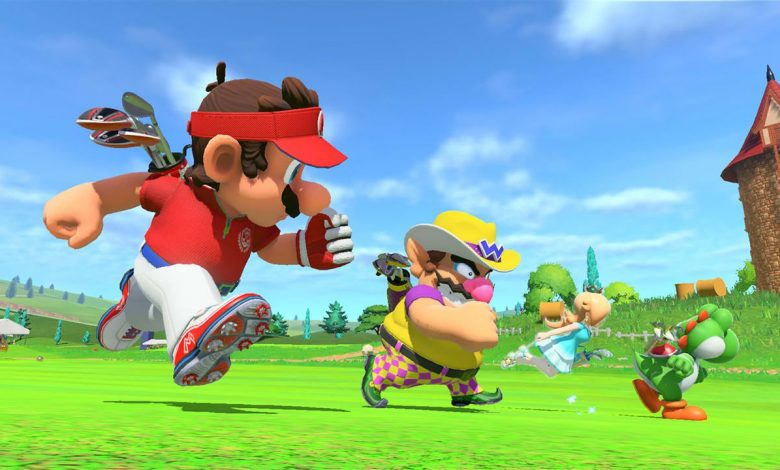 Mario Golf Super Rush and more: ignite the passion for multiplayer