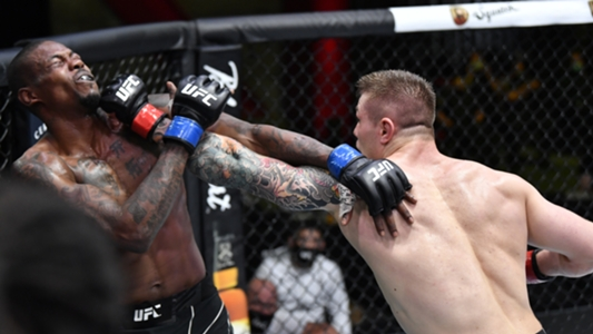 Marvin Vittori underestimated him before the title fight with Israel Adesanya