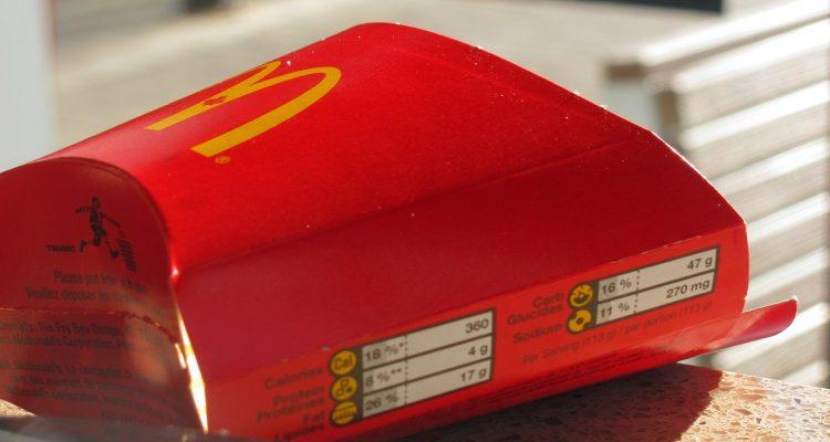 McDonald's: Environmentalists block UK distribution centers