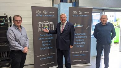 Photo of Mr. Oliver Heald visits Letchworth smart technology company