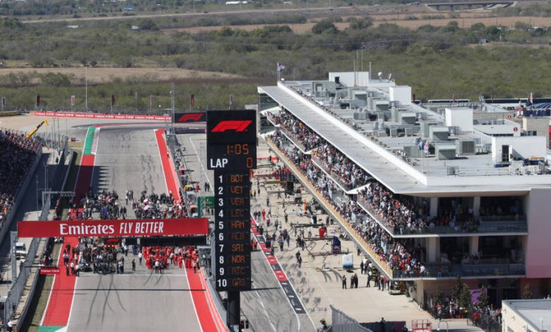 News is announced in terms of calendar, double potential in Austin - OA Sport