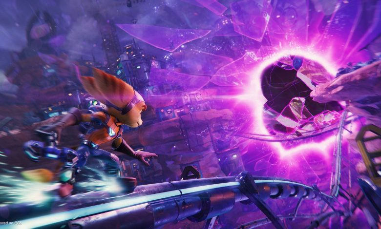 Ratchet & Clank Rift Apart on PS5 rocks in Ray Tracing at 60fps: here's the new video