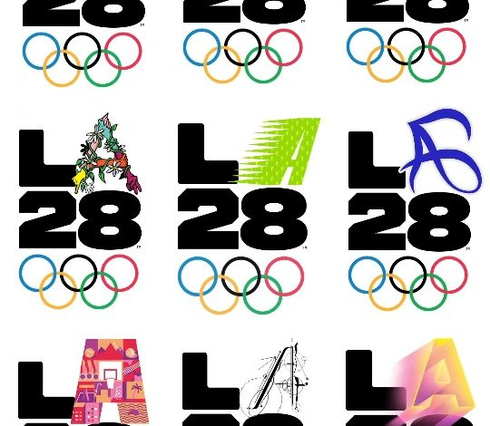 Salesforce is the new sponsor of the LA28 Olympic Games