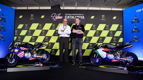 The FIM MiniGP World Series was presented in Barcelona