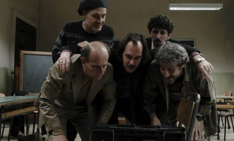The new film by director Gabriel Salvatores arrives in cinemas