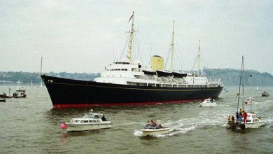 Photo of The yacht celebrating Britain's exit from the European Union.  The wrath of the army and its opponents – Corriere.it